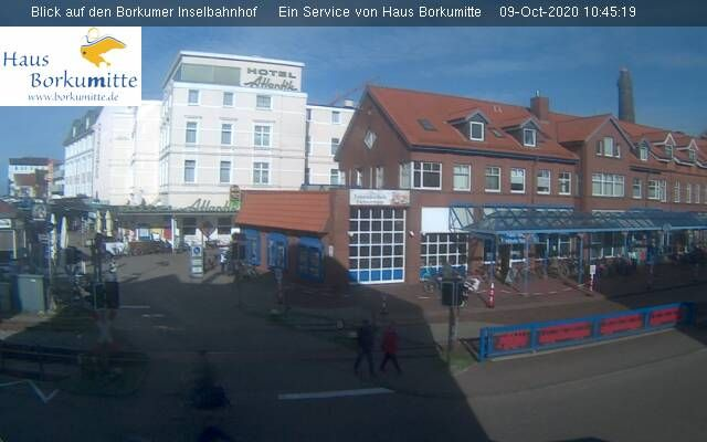 Borkum Webcam