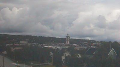 Daylight webcam view from Røros: Rørøs E Verk/Infonett