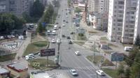 Miass: перекресток Жуковского-Октября - El día