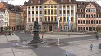 Neustadt bei Coburg: Coburg - Market - Overdag