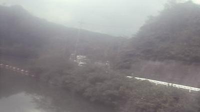 Webcam 下布瀬: Maniwa − Hokubo Dam