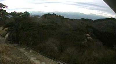 Webkamera 錦織: Osaka − Chihayaakasaka − Kongosan