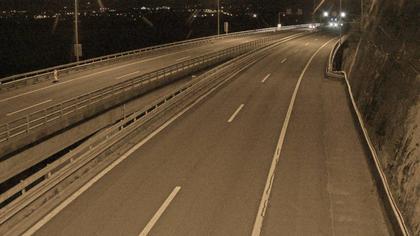 Seedorf: A/E Seelisbergtunnel Sud dir. Nord