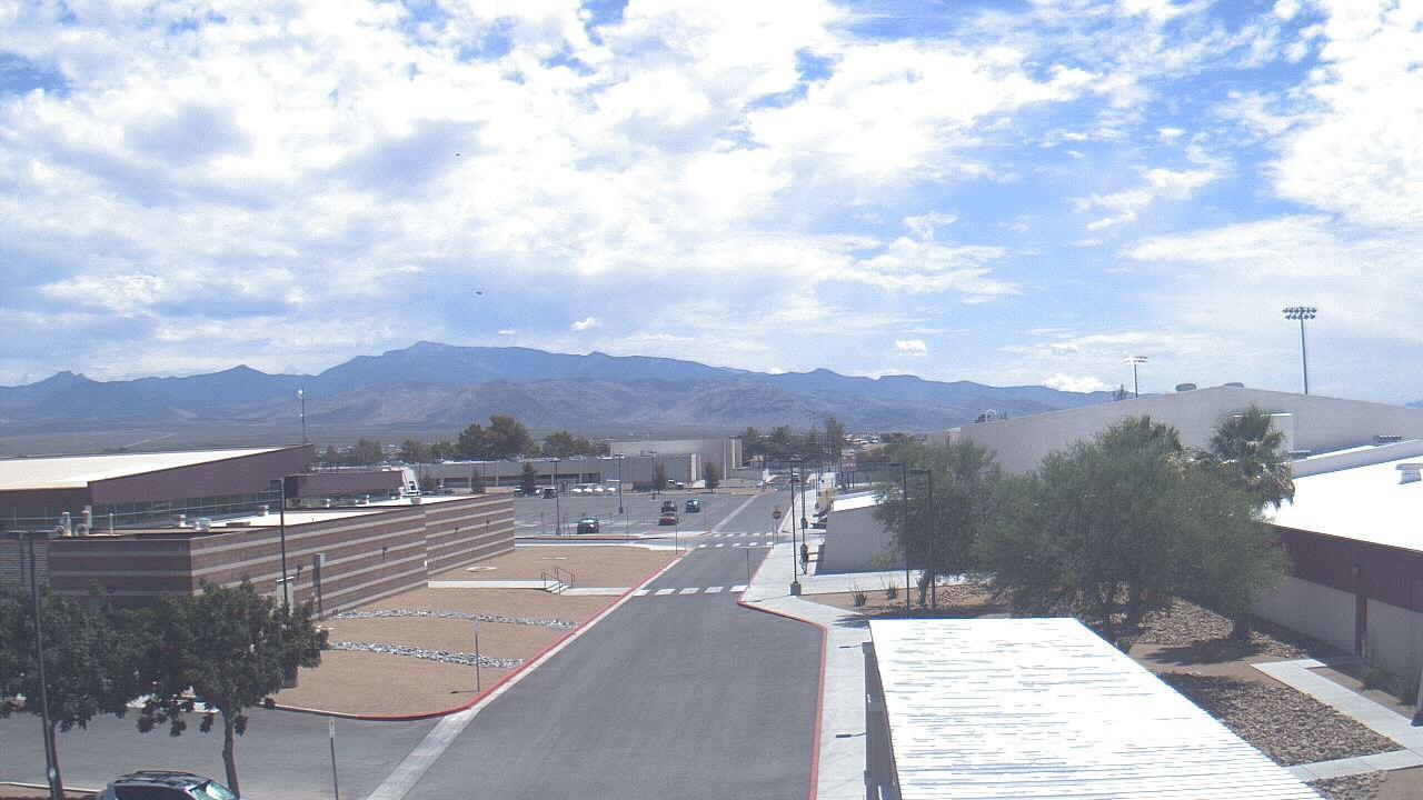Webcam Pahrump Valley High School: Pahrump Valley HS