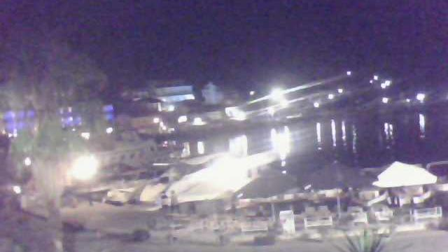 Webcam Kassiopi: Harbour Bar