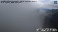 Bayrischzell: Wendelsteinbahn Bergstation - Gacher Blick nach S�dosten - Recent