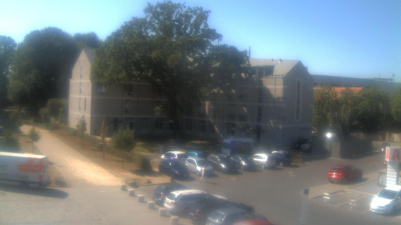 Webkamera Mahlsdorf › South-East