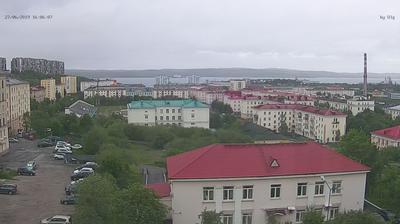 Webkamera Severomorsk › North-West: Кирова