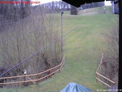 Oberwangen TG: Skilift Oberwangen