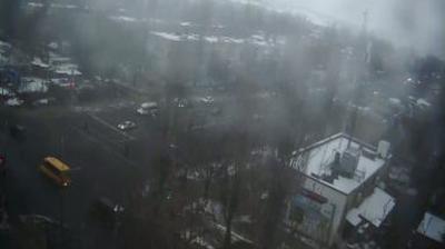 Webcam Kryvyi Rih › North-East: Dnipropetrovsk − crossroa