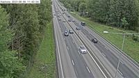 Lill-Tumba: Asptuna (Kameran �r placerad p� E/E S�dert�ljev�gen mellan sj�n Aspen och trafikplats Hallunda och �r riktad mot Stockholm) - Recent