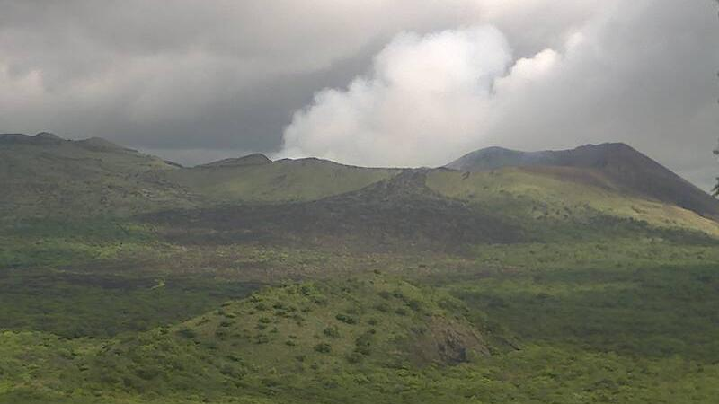 Webkamera Masaya: Masaya Volcano
