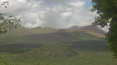 Tageslicht webcam ansicht von Masaya: Masaya Volcano