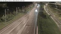 Bergshamra: Tpl Karlberg V�stra (Kameran �r placerad p� E/E Norra l�nken i h�jd med trafikplats och �r riktad mot S�dert�lje) - Actual