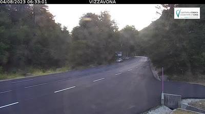 Corseul: Vivario - Vizzavona - Venaco - Bocognano - Col Saint-Georges - Pietralba - Bastia