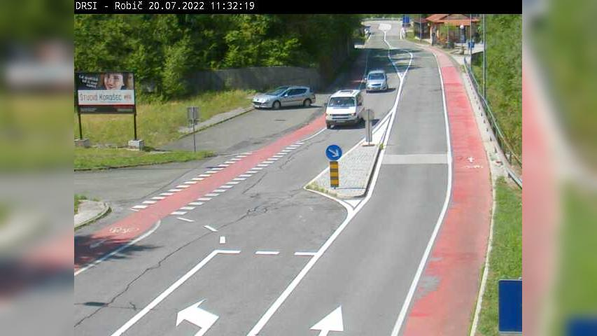 Webcam Robič: G2-102 − Staro selo