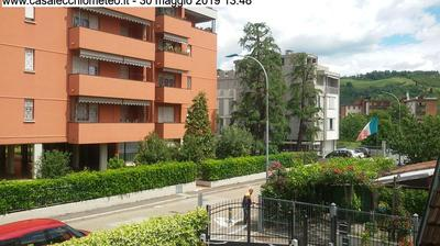 Webcam Casalecchio di Reno › North-East: San Luca - Bolog