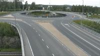 Siilinj�rvi: Tie - Vuorela - Kuopioon - Overdag