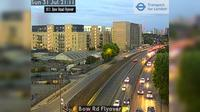 Little London: Bow Rd Flyover - Current