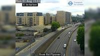 Little London: Bow Rd Flyover - Day time