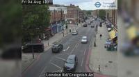 Croydon: London Rd/Craignish Av - Dagtid