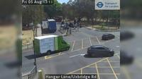 London Borough of Ealing: Hanger Lane/Uxbridge Rd - Day time