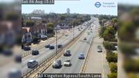 Sutton: A Kingston Bypass/South Lane - Jour