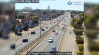 Sutton: A Kingston Bypass/South Lane - Day time