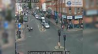 London: Commercial Rd/Cannon St Rd - Overdag