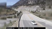 West Kelowna > West: , Hwy  at Hwy C junction, about  km south of Westbank, looking west - Jour