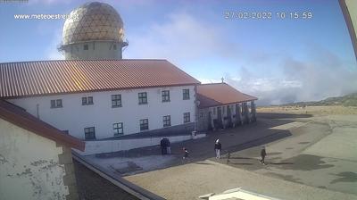 Vista de cámara web de luz diurna desde Covilha e Canhoso › South East: Covilha Castelo Branco