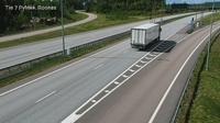 Ruotsinpyht��: Tie  Pyht��, Roonas - Helsinkiin - El día