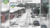 Eugene: th at Charnelton - Overdag