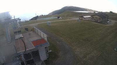 Daylight webcam view from Castione della Presolana › South West: Presolana Monte Pora