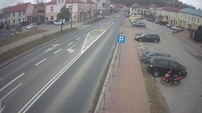 Daylight webcam view from Ilza › East: Droga Krajowa 9