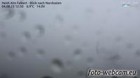 Reichenau: Heidi Alm Falkert - Blick nach Nordosten - Overdag