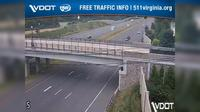 Haymarket: I- - MM . - EB - East of US- Exit - Day time