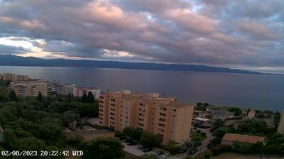 Parc Berthault: Webcam de Ajaccio
