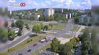 Gorna: Rondo Broniewskiego - Overdag