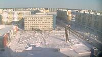 Raduzhnyy: центр города Радужный хмао - Overdag