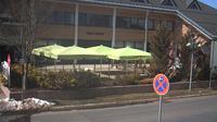 Oberhof: Am Haus des Gastes - Day time