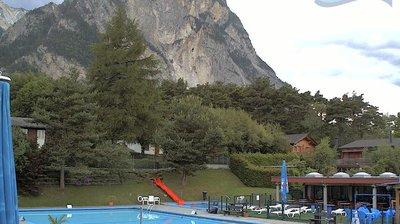 Susten: Camping + Restaurant Bella-Tola