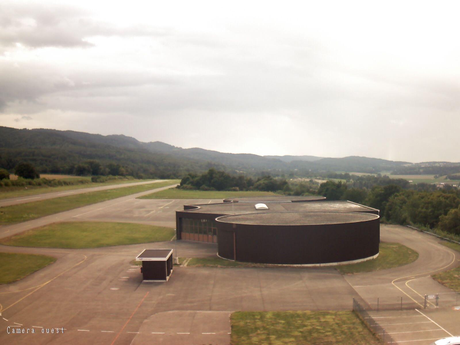 Fontenais: Airfield Bressaucourt