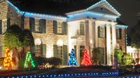 Memphis: Elvis Presley's Graceland Mansion - Day time