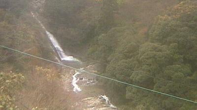 Webcam Karatsu: Nanayamatakigawa − Waterfall View