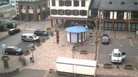 Simmern: Hunsr�ck - am Schlossplatz - El día