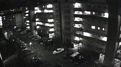 Webkamera Kyoto: City − Daimonji View