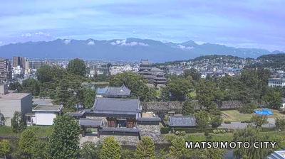 Thumbnail of Habaue webcam at 11:01, Jan 22