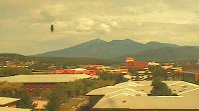 Thumbnail of Flagstaff webcam at 5:08, Aug 2