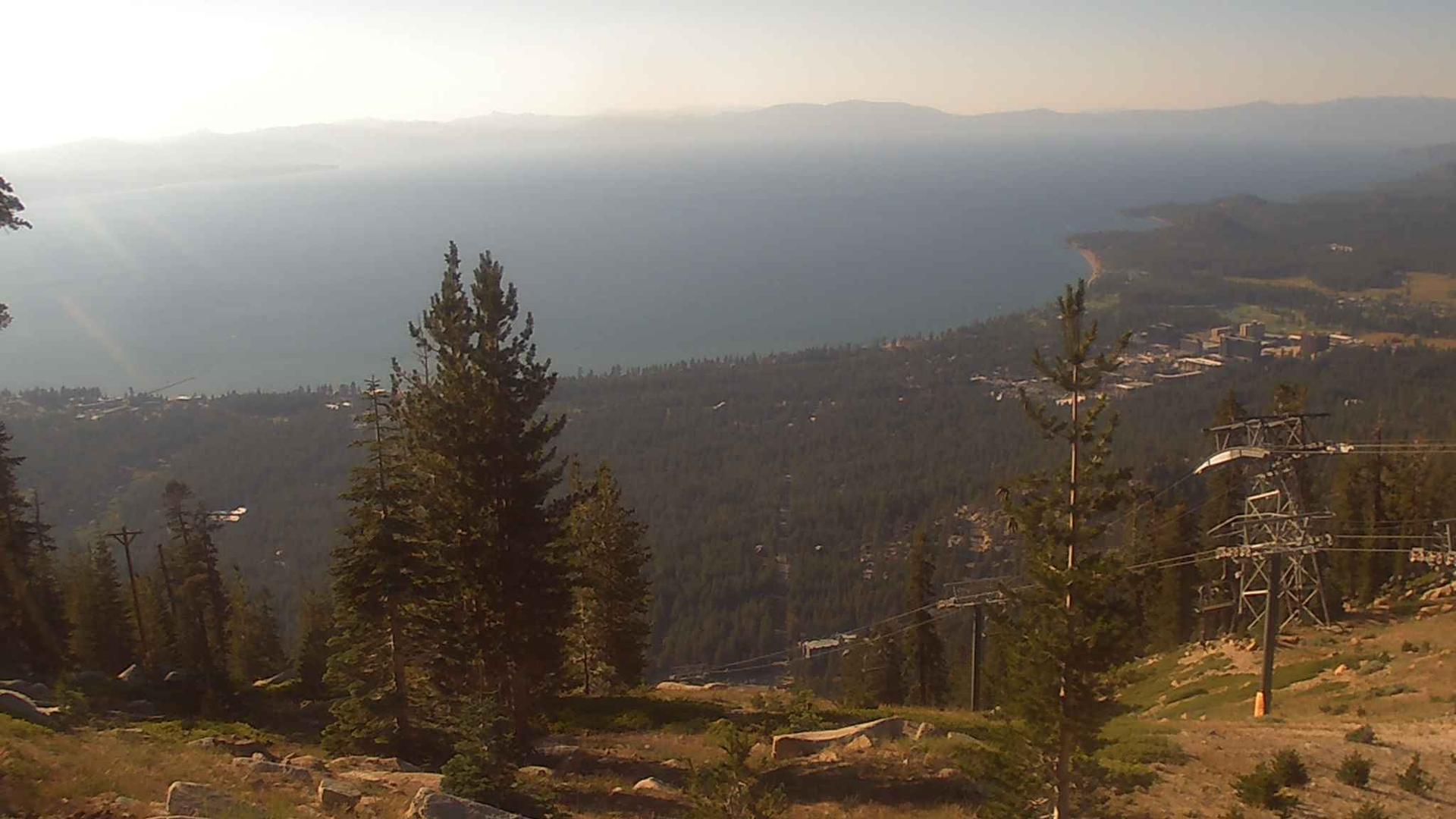Webkamera South Lake Tahoe: Lake Tahoe